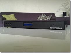 SlightBox V3 (avant)