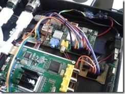 Installation du circuit de relais