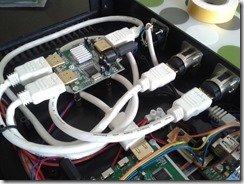 Cablage HDMI