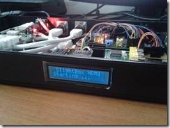 Ecran LCD RBG