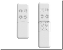 Télécommande Minimote chez Aeon Labs