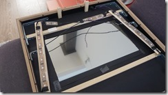 Extraction du LCD