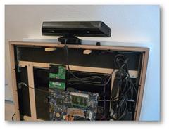 Installation de la Kinect