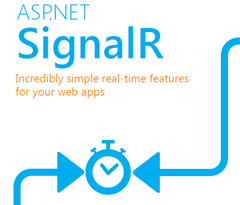 ASP.NET SignalR for real-time features