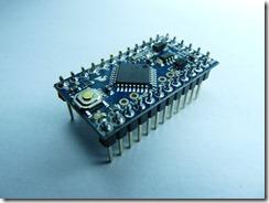 Préparation de l'Arduino Pro Mini