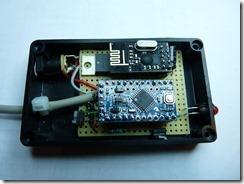 Installation de l'Arduino Pro Mini & module nRF24L01+