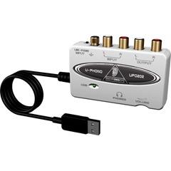 Carte son USB Behringer UCA 202