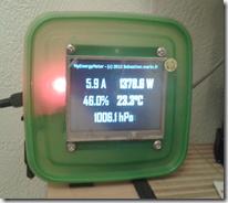 EnergyMeter à base de Gadgeteer