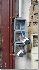 Cablage des interrupteurs en RJ45