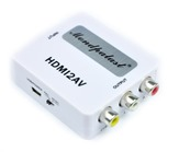 Convertisseur HDMI vers RCA