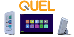Tablette murale QUEL de CurrentCost