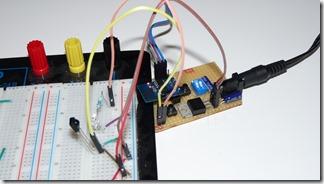 Prototypage de la passerelle IR