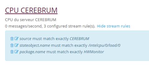 Stream CPU CEREBRUM