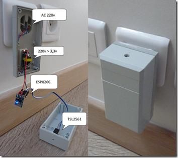 ESP Lux Sensor