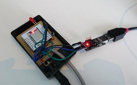 Programmation de l'ESP8266