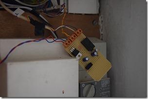 Connexion à la sonnette et au carillon