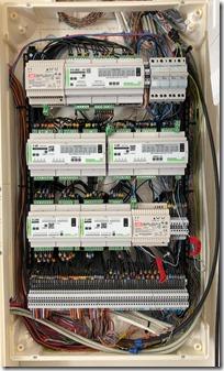 Tableau domotique - IPX800 (en cours d'installation)